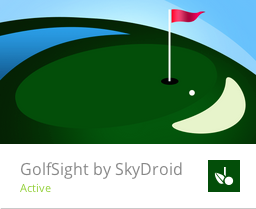 GolfSight is available now for Google Glass Explorers everywhere